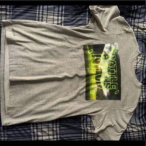 Nike dri fit training shirt